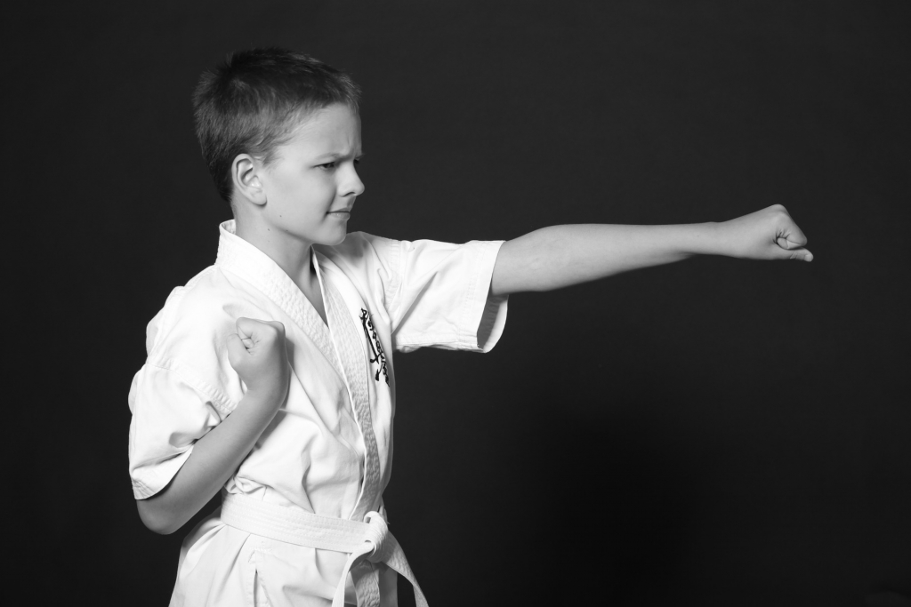 Junior Taekwondo Class