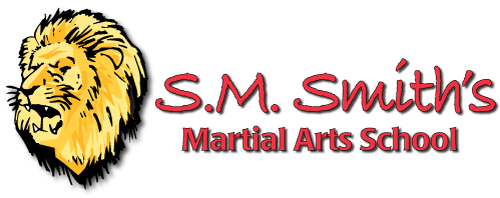 S.M. Smith's Martial Arts School Logo