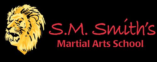 S.M. Smith's Martial Arts School Logo