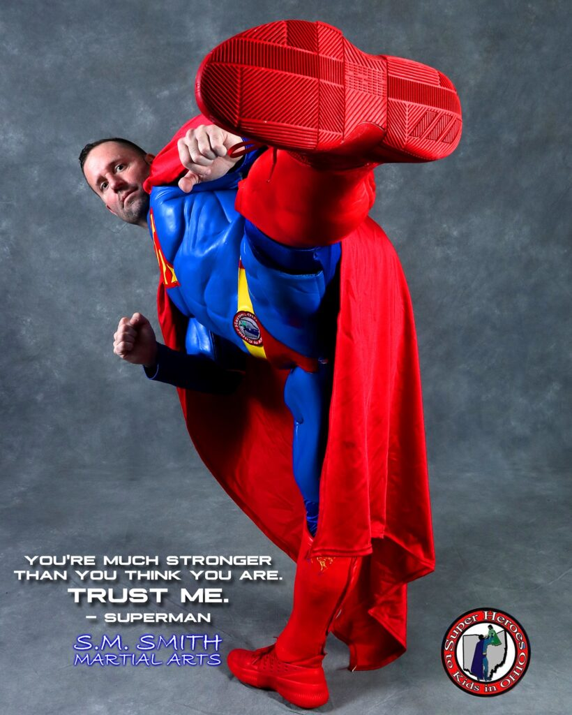 Super Heroes For Kids In Ohio